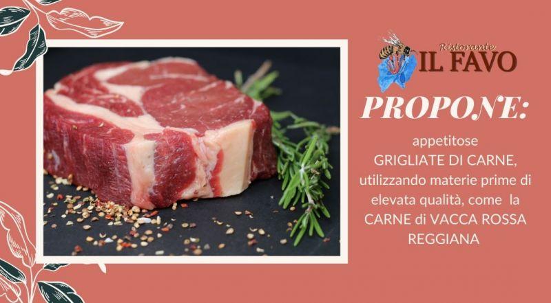 Occasione carne fassona piemontese a Reggio Emilia e Modena– Offerta lambrusco reggiano DOC a Reggio Emilia e Modena