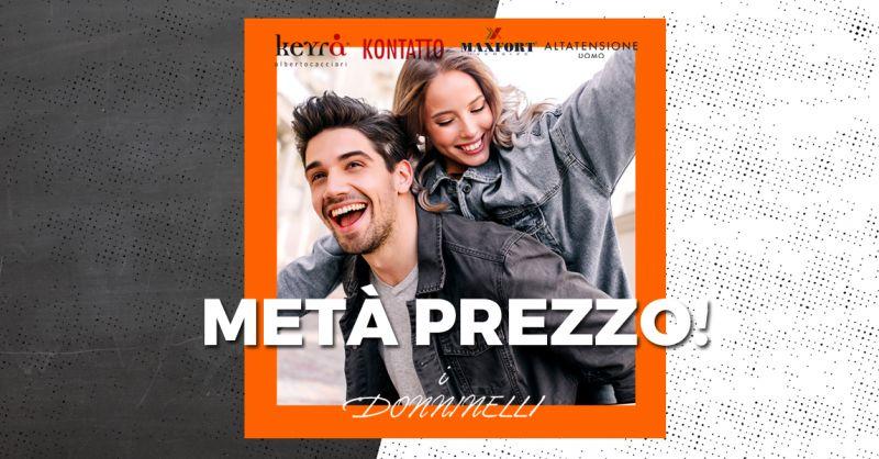 I DONNINELLI - Offerta Abbigliamento Invernale Meta prezzo Castelplanio Ancona