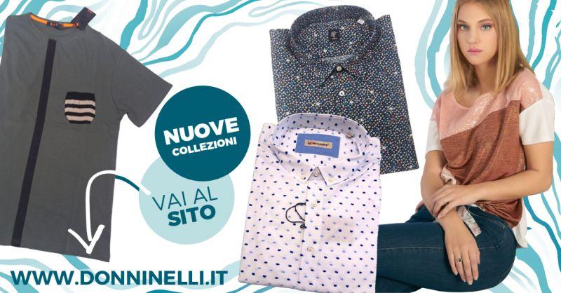 Offerta Abbigliamento Estivo Castelplanio - Occasione Collezione Estate Uomo Donna Castelplanio