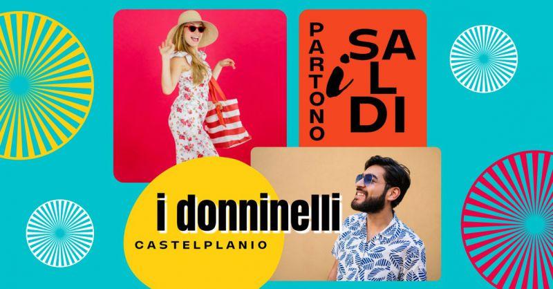 Offerta Saldi Abbigliamento Estate 2021 Castelplanio - Occasione Abbigliamento Estivo Scontato a Castelplanio