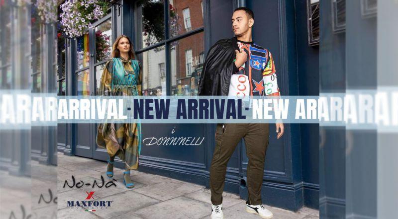 Offerta nuovi arrivi abbigliamento autunno donna Castelplanio - promozione collezione autunno abbigliamento uomo Castelplanio