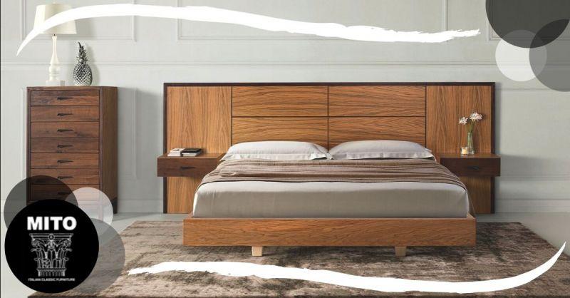 Offerta realizzazione camere artigianali su misura - Occasione arredamento camera da letto moderna Verona