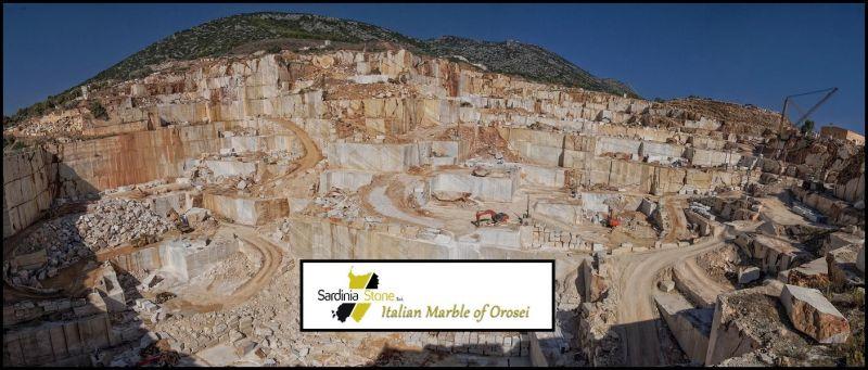 SARDINIA STONE - Trova azienda specializzata nell'estrazione e vendita marmo OROSEI made ITALY