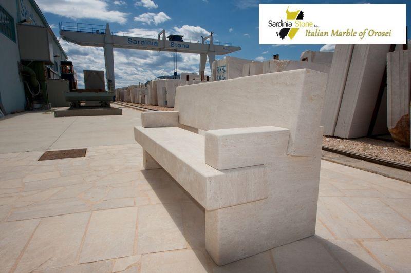 Sardinia Stone - ведущая компания по производству мрамора для городской отделки made in Italy
