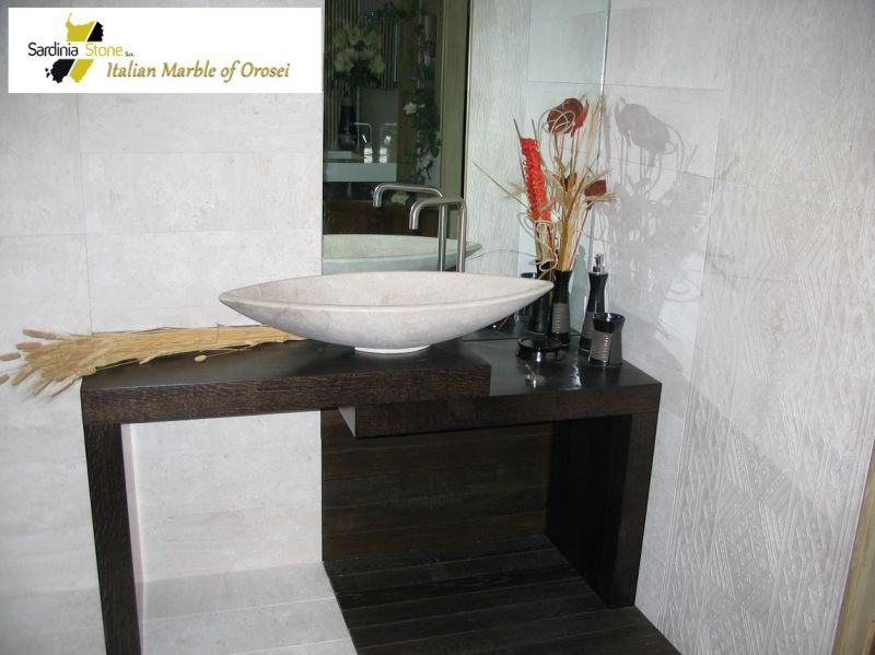 Sardinia Stone - Предложение по продаже мрамора для отделки ванных made in Italy Sardegna