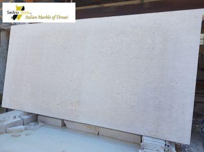 sardinia stone azienda specializzata vendita marmo daino fiocco di neve made in italy