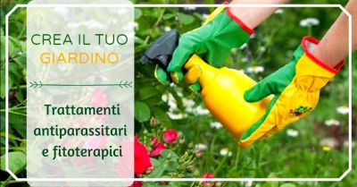offerta trattamenti antiparassitari e fitoterapici per le piante bologna