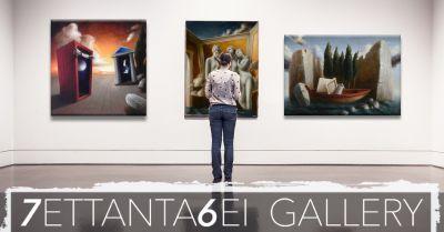 offerta galleria d arte contemporanea milano occasione mostra opere contemporanee milano
