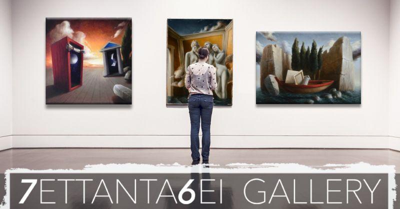 Offerta galleria d'arte contemporanea Milano - Occasione Mostra opere contemporanee Milano