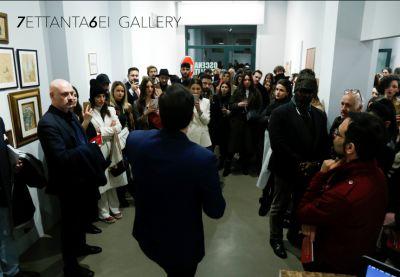 7ettanta6ei art gallery offerta eventi culturali milano promozione galleria d arte