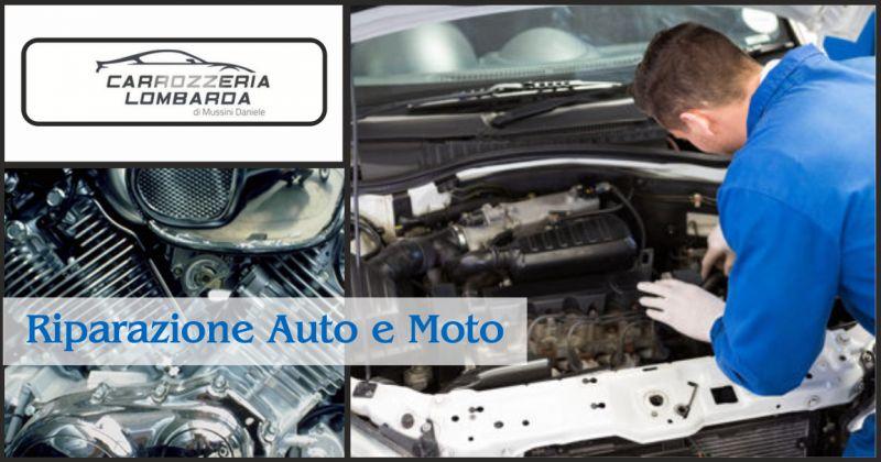 carrozzeria lombarda offerta riparazione auto e moto - occasione assistenza auto e moto cremona