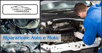 carrozzeria lombarda offerta riparazione auto e moto occasione assistenza auto e moto cremona