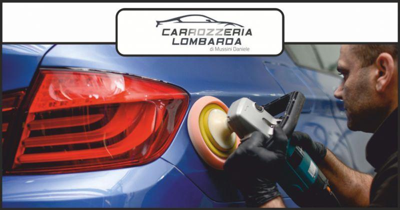 carrozzeria lombarda offerta lucidatura auto e moto - occasione lucidatura carrozzeria cremona