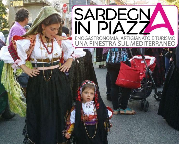 SARDEGNA IN PIAZZA offerta eventi folcloristici sardi – eventi costumi regione sardegna