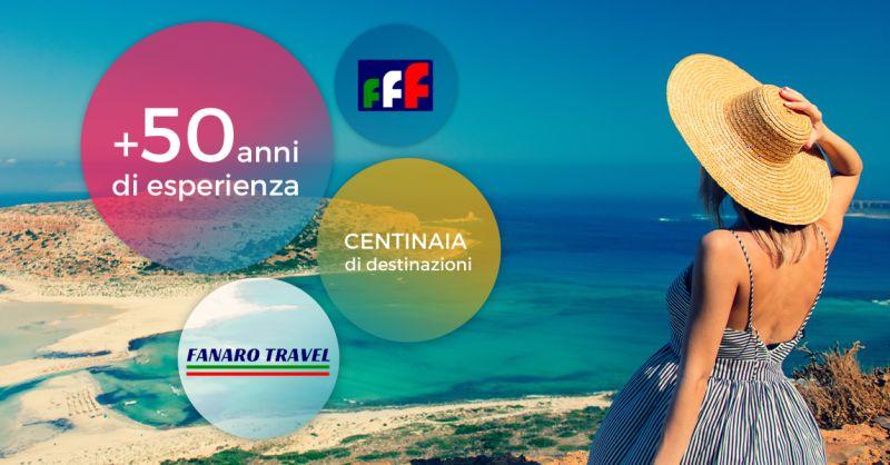 FANARO Offerta Vacanze in Crociera Agenzia Orsogna - Occasione Agenzia Viaggi Crociere Ortona