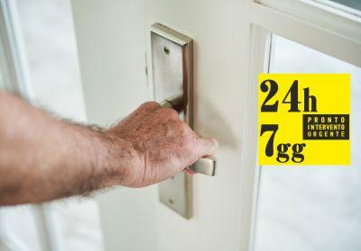 pronto intervento urgente 24 ore offerta fabbro sblocco serrature europee porta blindata rotta