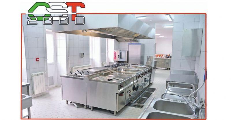 offerta assistenza cucine professionali per alberghi e ristoranti - TECNO MECCANICA CST 2000