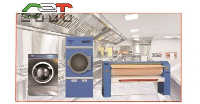 promozione assistenza IMESA per lavatrici professionali e industriali - CST 2000