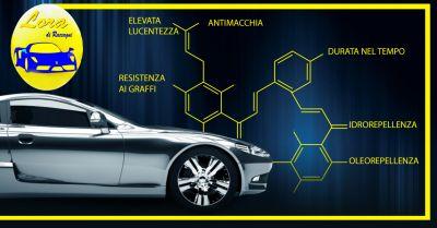 offerta servizio lucidatura auto con nanotecnologia brescia occasione trattamento nanotecnologico carrozzeria auto paratico