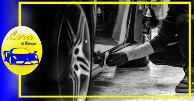 offerta servizio lavaggio interno e igienizzazione auto brescia occasione lucidatura e trattamento nanoparticelle carrozzeria