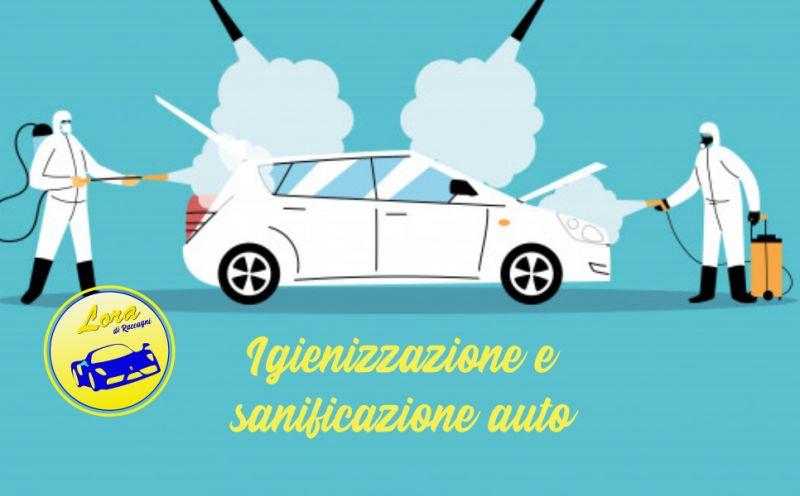 CARROZZERIA LORA offerta igienizzazione abitacolo – promozione sanificazione auto gratis