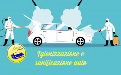 carrozzeria lora offerta igienizzazione abitacolo promozione sanificazione auto gratis