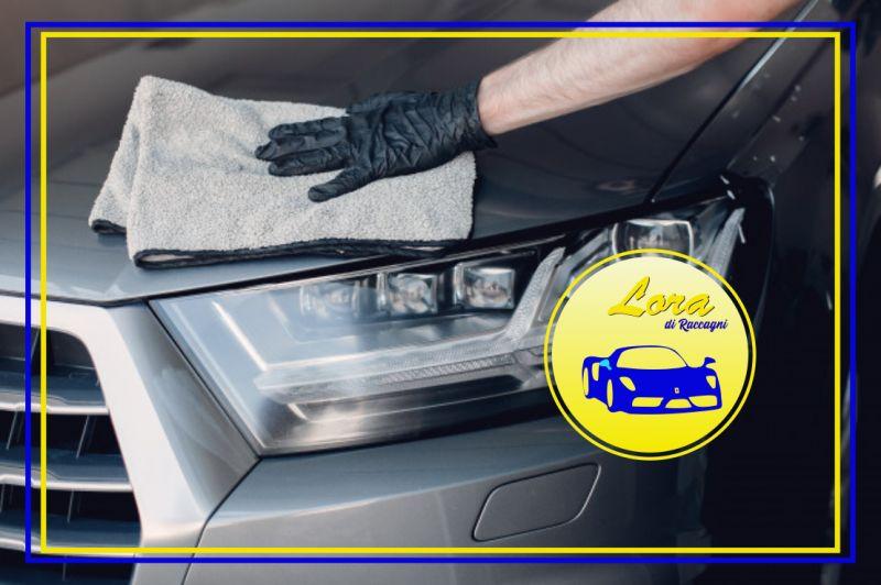 CARROZZERIA LORA lavaggio auto in omaggio – promozione pulitura interni veicolo