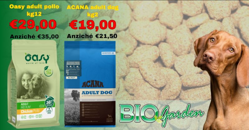 offerta croccantini per cani ragusa - occasione vendita crocchette per cani adulti vittoria