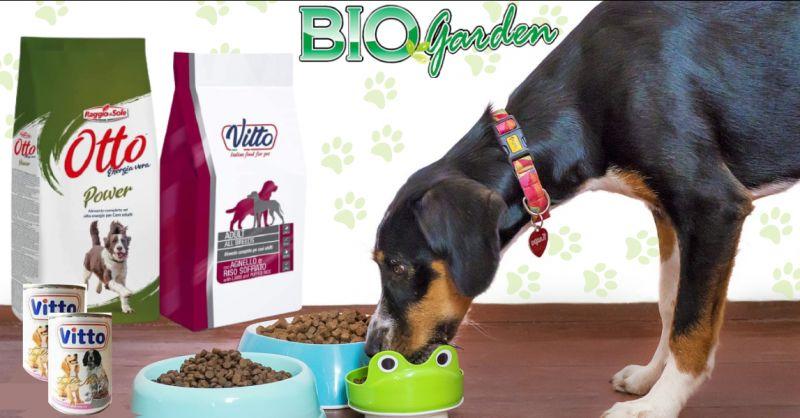 Offerta sacco quindici kg crocchette cani Ragusa - occasione vendita cibo per cani Vittoria