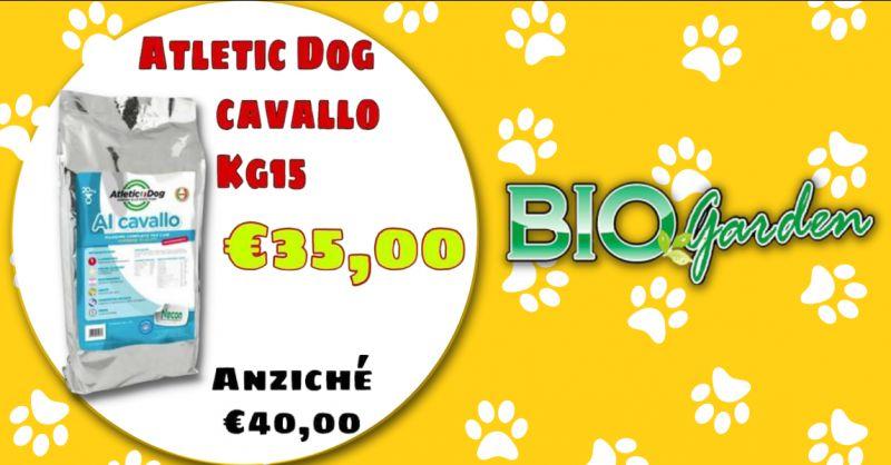 Offerta crocchette Atletic Dog Cavallo Vittoria - occasione vendita Atletic Dog cavallo Ragusa