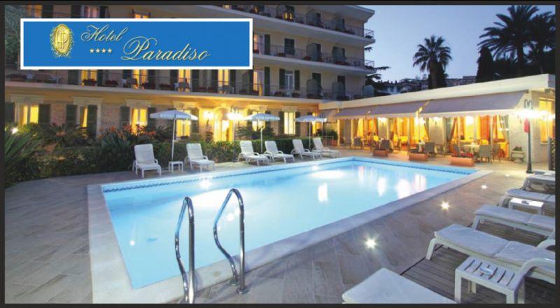 hotel paradiso offerta ristorante magnolia - occasione hotel con piscina imperia