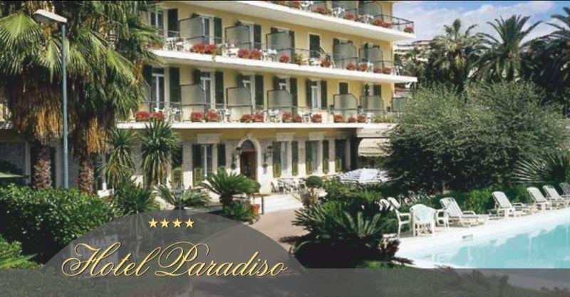 hotel paradiso offerta hotel sanremo - occasione ristorante per cerimonie sanremo