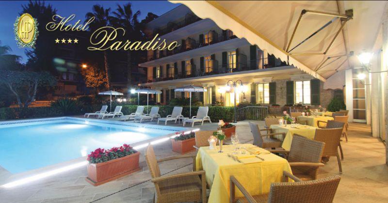 hotel paradiso offerta hotel con spiaggia privata sanremo - occasione hotel vista mare sanremo