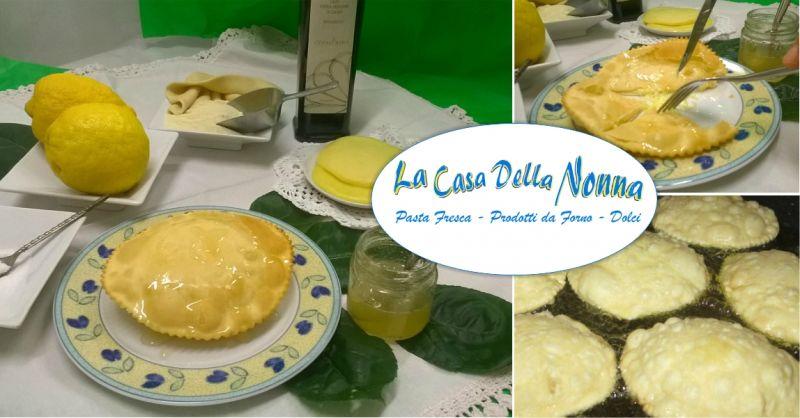 La Casa della Nonna Bolotana - offerta seadas ricetta tradizionale sarda