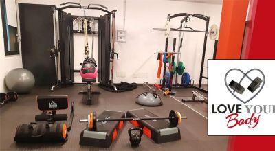 love your body offerta palestra con studio di personal training