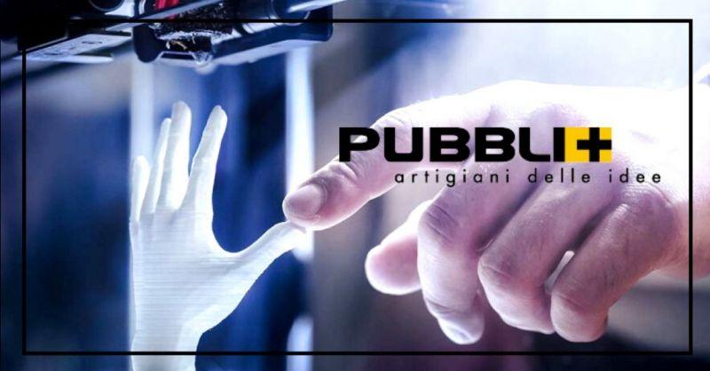Offerta realizzazione espositori pubblicitari Verona - occasione servizio stampa 3D Verona