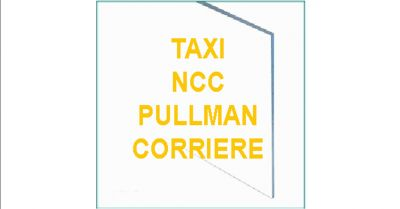 offerta barriera divisori parafiato taxi ncc bus corriere verona occasione prevenzione covid19