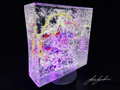 offerta realizzazione opere artistiche uniche occasione lavorazioni in plexiglass verona