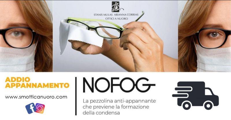 SM OTTICA Nuoro - offerta NOFOG trattamento antiappannante occhiali da vista