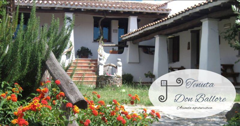 DON BALLORE Galtellì  - offerta vacanza pensione completa in agriturismo Sardegna