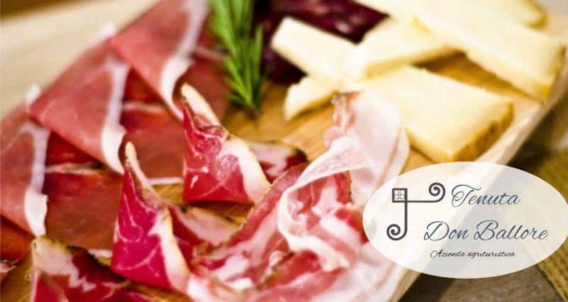 DON BALLORE Galtellì  - offerta agriturismo dove gustare piatti tipici della Sardegna a km zero