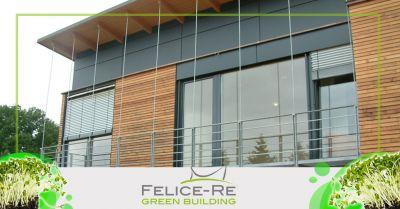 offerta bioachitettura materiali edili biocompatibili vicenza occasione case in legno vicenza