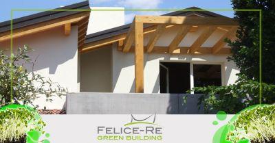 offerta fabbricazione case ecologiche vicenza occasione case in legno biocompatibili vicenza