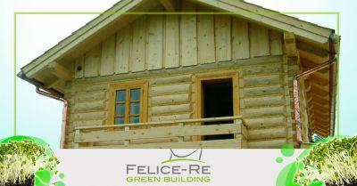 offerta case in legno prefabbricate vicenza occasione creazione strutture in legno vicenza