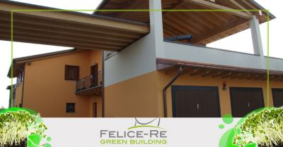 offerta settore edile case in legno vicenza costruzione case prefabbricate ecologiche vicenza