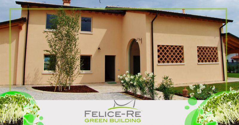 Offerta Progettazione Edifici Green a Basso impatto Ambientale - Occasione Produzione Case Prefabbricate in Legno