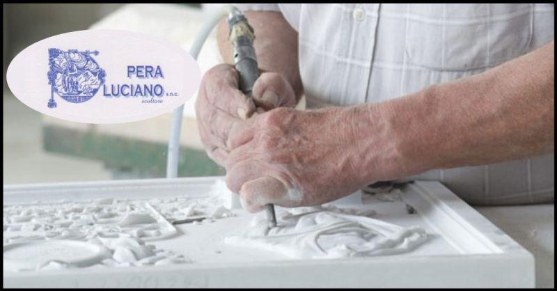 PERA LUCIANO - offerta lavorazione e realizzazioni artigianali in marmo a Pietrasanta