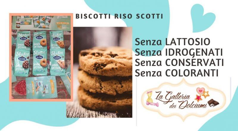 Vendita biscotti senza lattosio a Modena - Occasione biscotti naturali senza coloranti a Modena