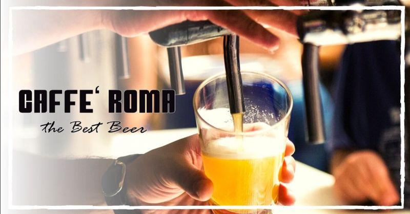 Offerta dove bere la migliore birra Verona - occasione bar con birre artigianali San Giovanni