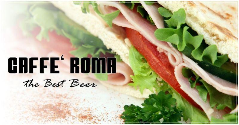 Offerta dove fare pausa pranzo San Giovanni Lupatoto - occasione bar per pranzi veloci Verona
